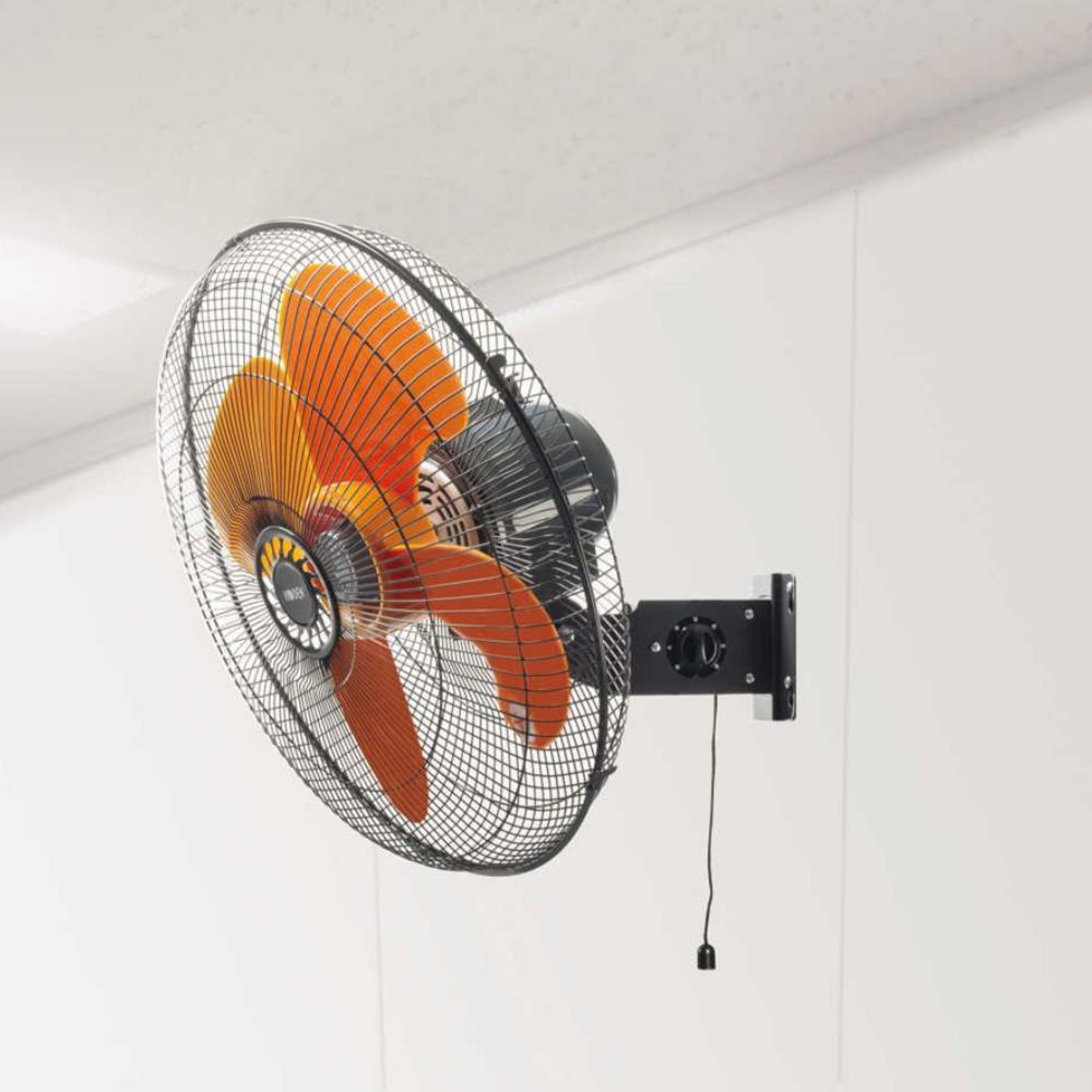 45cm樹脂羽根壁掛け型工場扇 CFF451WPA 約幅510×奥行390×高さ510mm