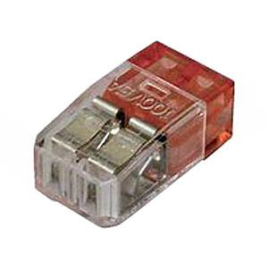 ニチフ 差込形コネクタ クイックロック 50個入 QLX2-RCL