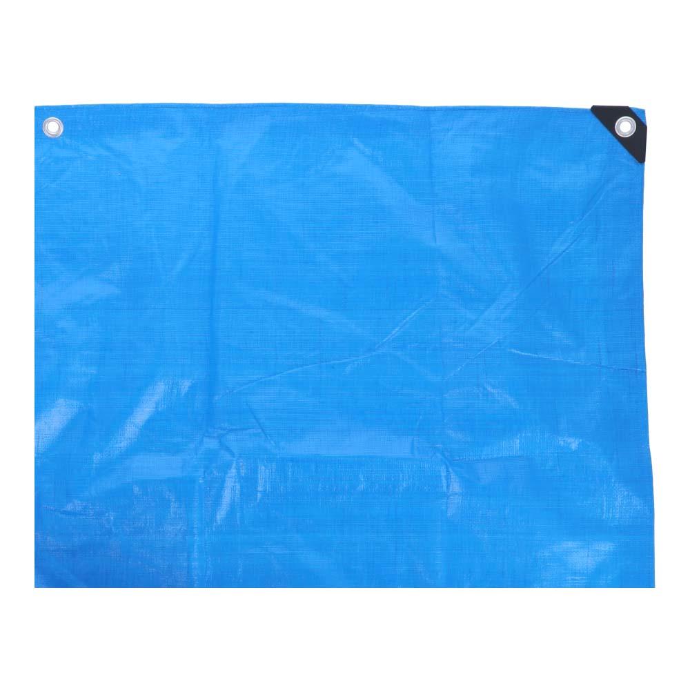コーナン オリジナル PROACT ブルーシート3000 #3000 5.4×7.2m 仕上がりサイズ:約5.2×7.1m 約24畳