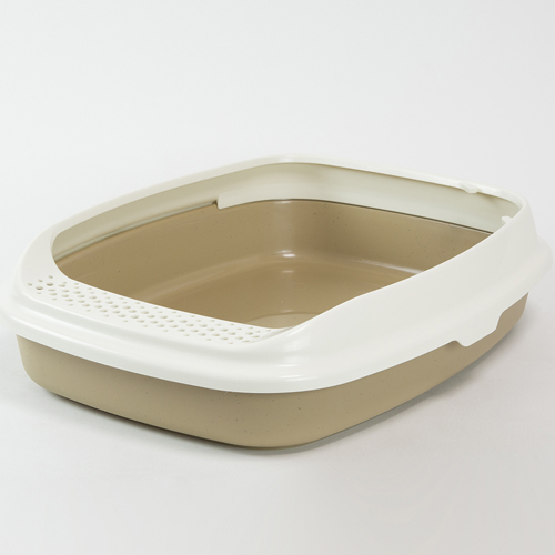 ☆☆☆ コーナン オリジナル キャットトイレ スクエアBR