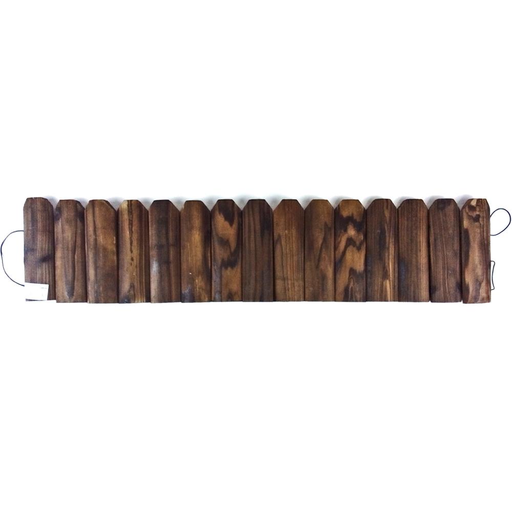 コーナン オリジナル 木製 ミニ連杭 約幅90×厚2×高さ20cm