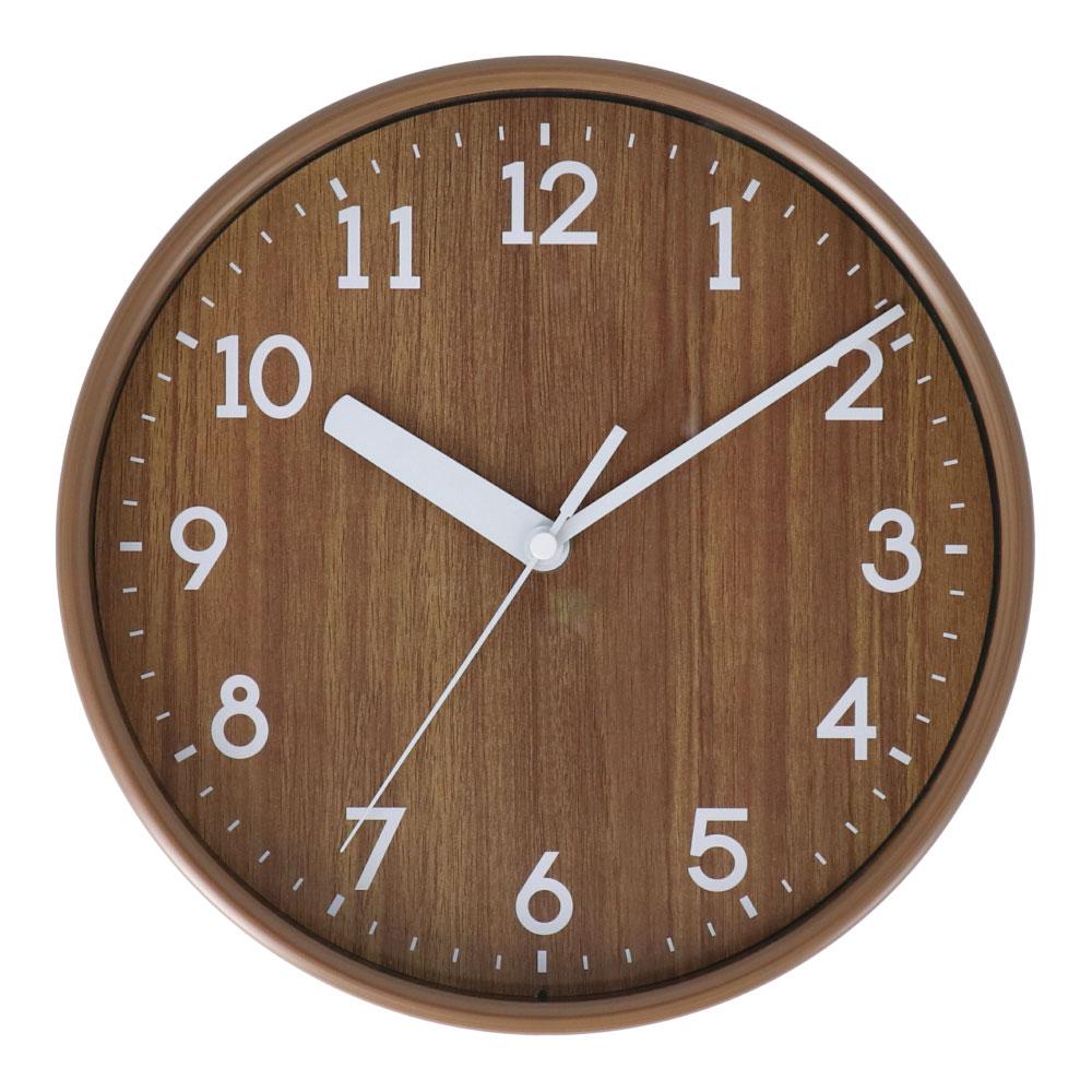 コーナン オリジナル LIFELEX 木目調掛時計 FX−5717Q12(948)
