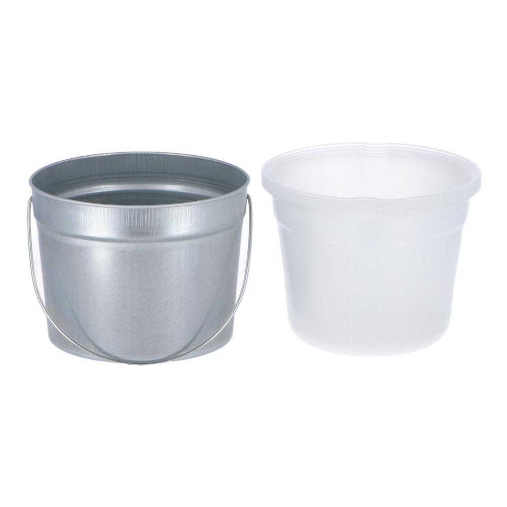 コーナン オリジナル PROACT 下げ缶+内容器セット 下げ缶3L+内容器5枚
