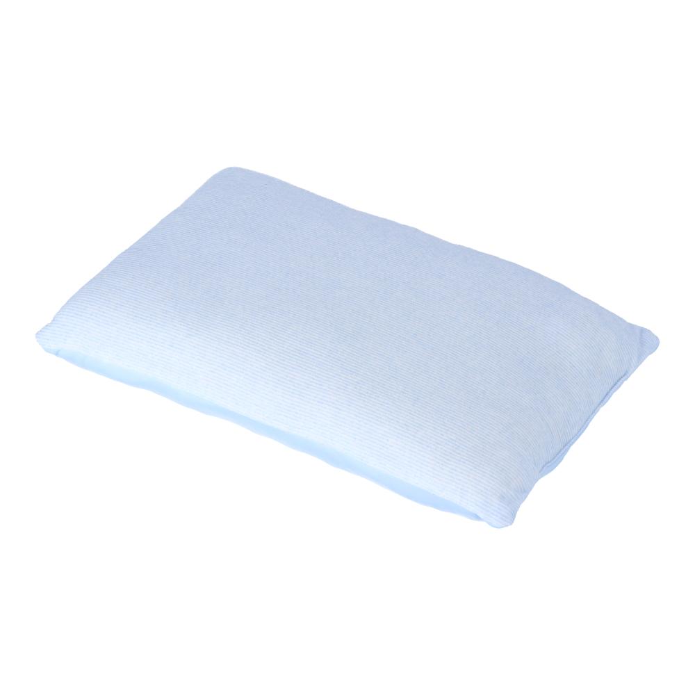 コーナン オリジナル LIFELEX ひんやりマシュマロ枕リバーシブル 約43×63cm ブルー KQJ06-8485