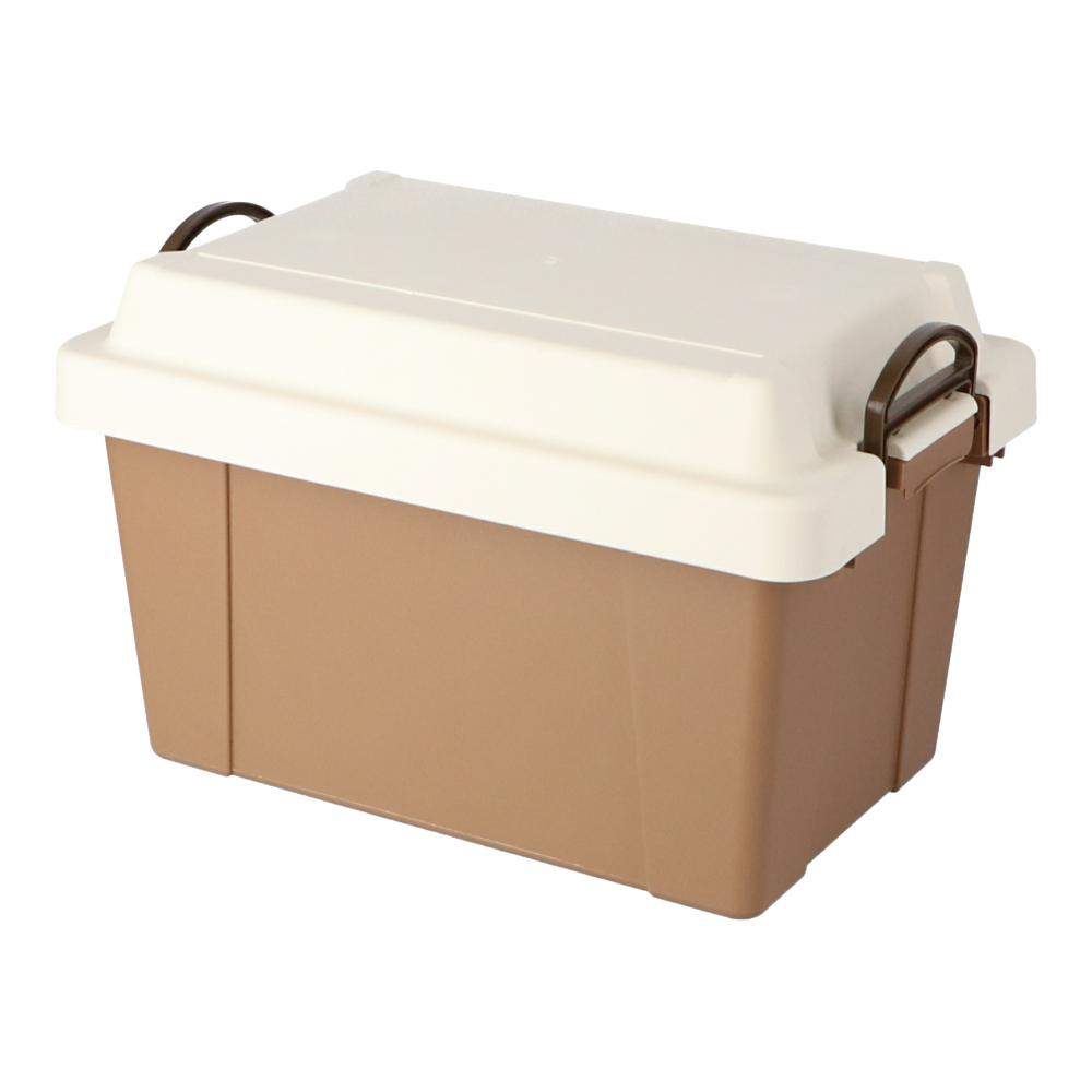 コーナン オリジナル LIFELEX ベランダ収納BOX 50L ブラウン