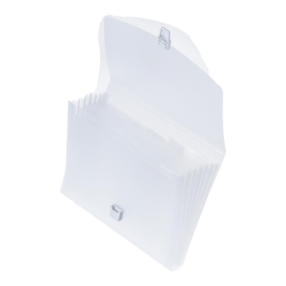 コーナン オリジナル LIFELEX ドキュメントケース6ポケット COM40-CLE