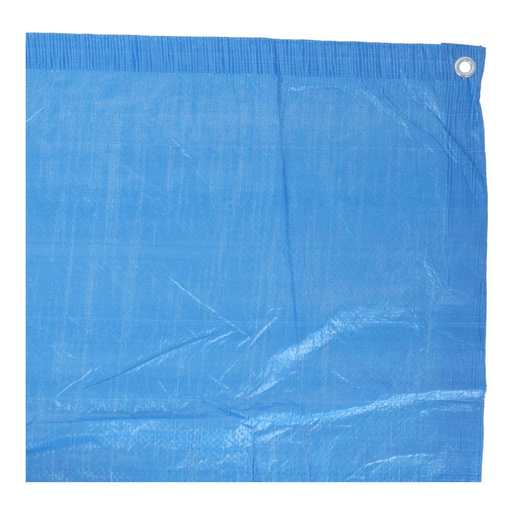 コーナン オリジナル PROACT 軽量ブルーシート #1200 5.4×7.2m