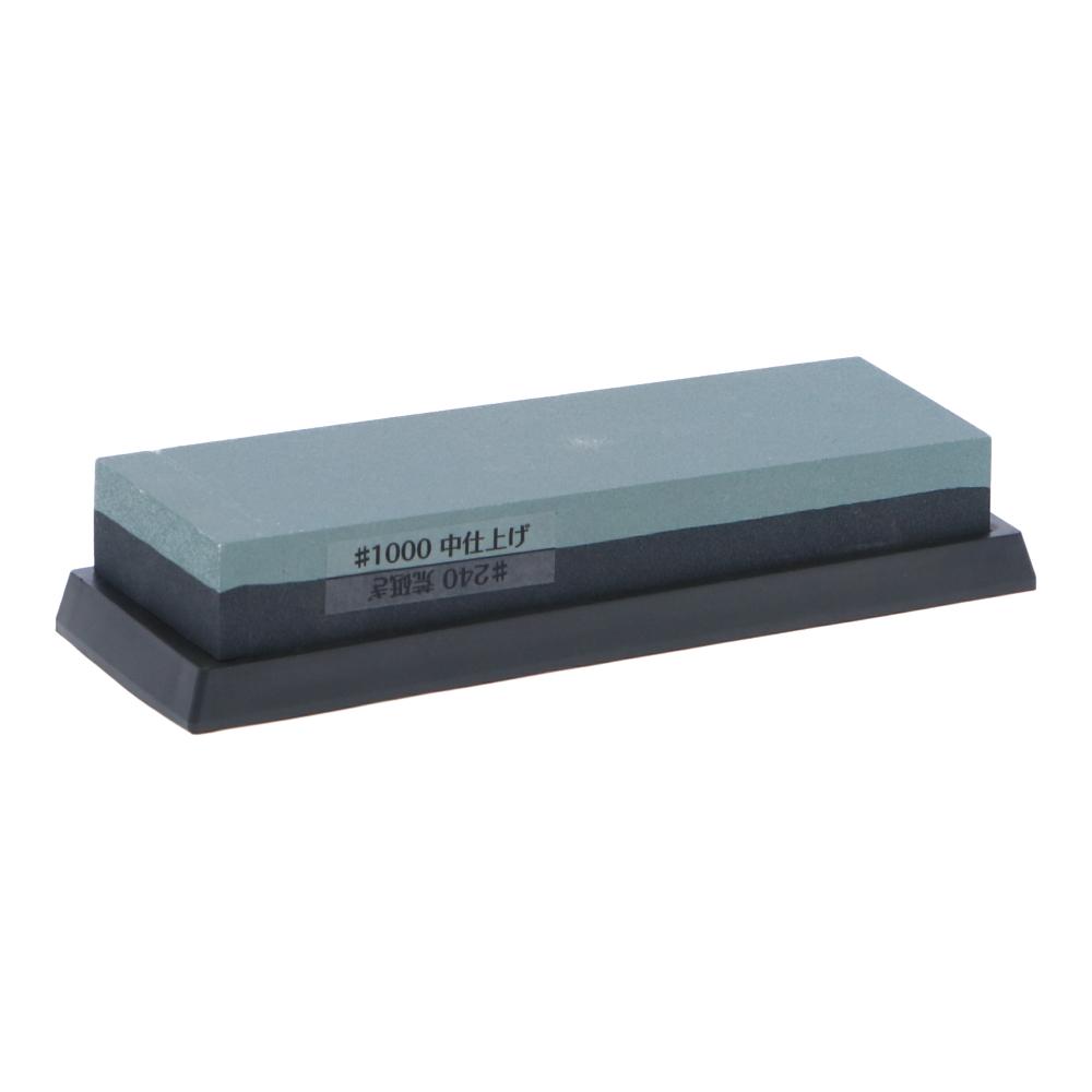 コーナン オリジナル LIFELEX 台付き刃物砥石 #240・#1000