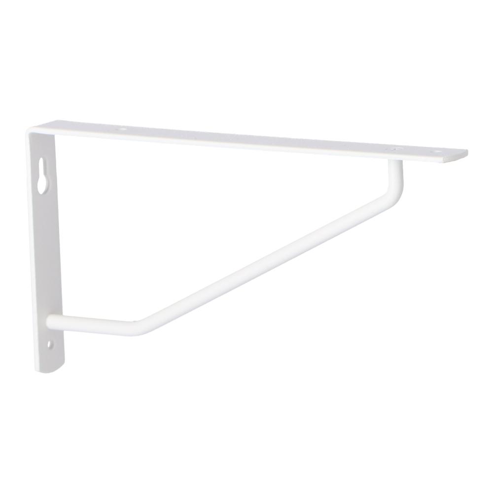 コーナン オリジナル LIFELEX アイアン棚受180W 180×90mm ホワイト