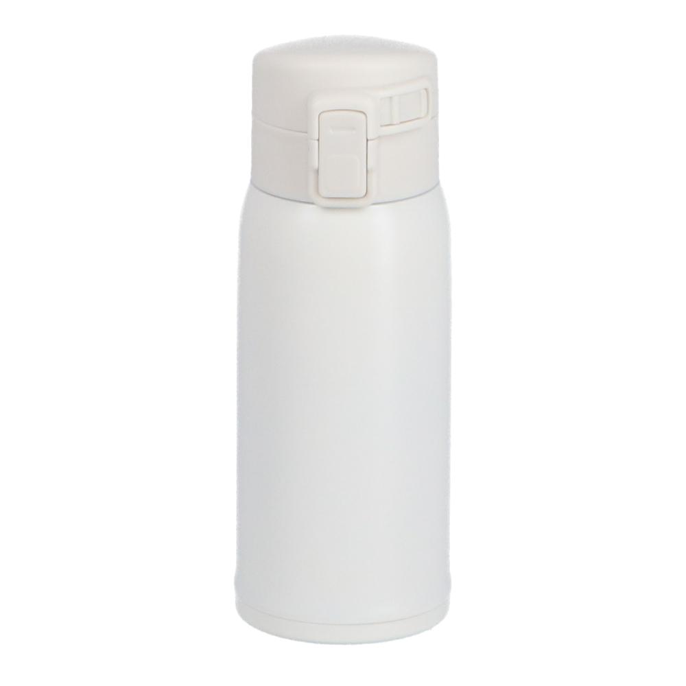 コーナン オリジナル LIFELEX ワンタッチボトルWH 350ml KHH05−6070