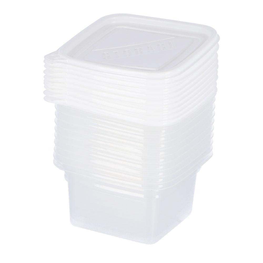 コーナン オリジナル LIFELEX 保存容器 900ml 10P KHK05−8096
