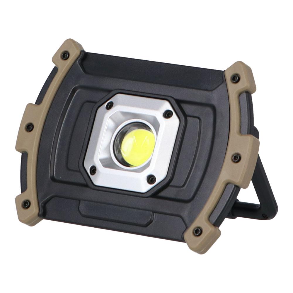 コーナン オリジナル LIFELEX 充電LEDライト USB充電 20W