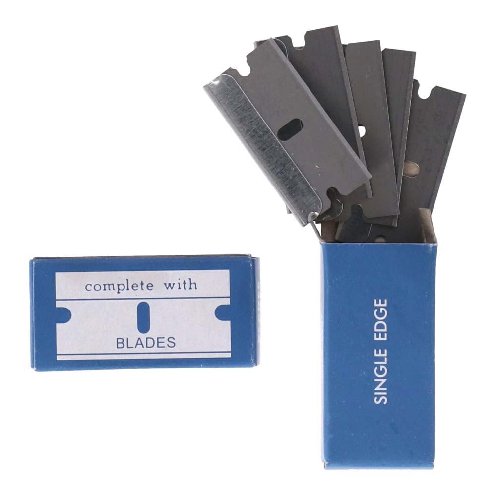 コーナン オリジナル PROACT スクレーパー用替刃10枚入り K005G用 替刃