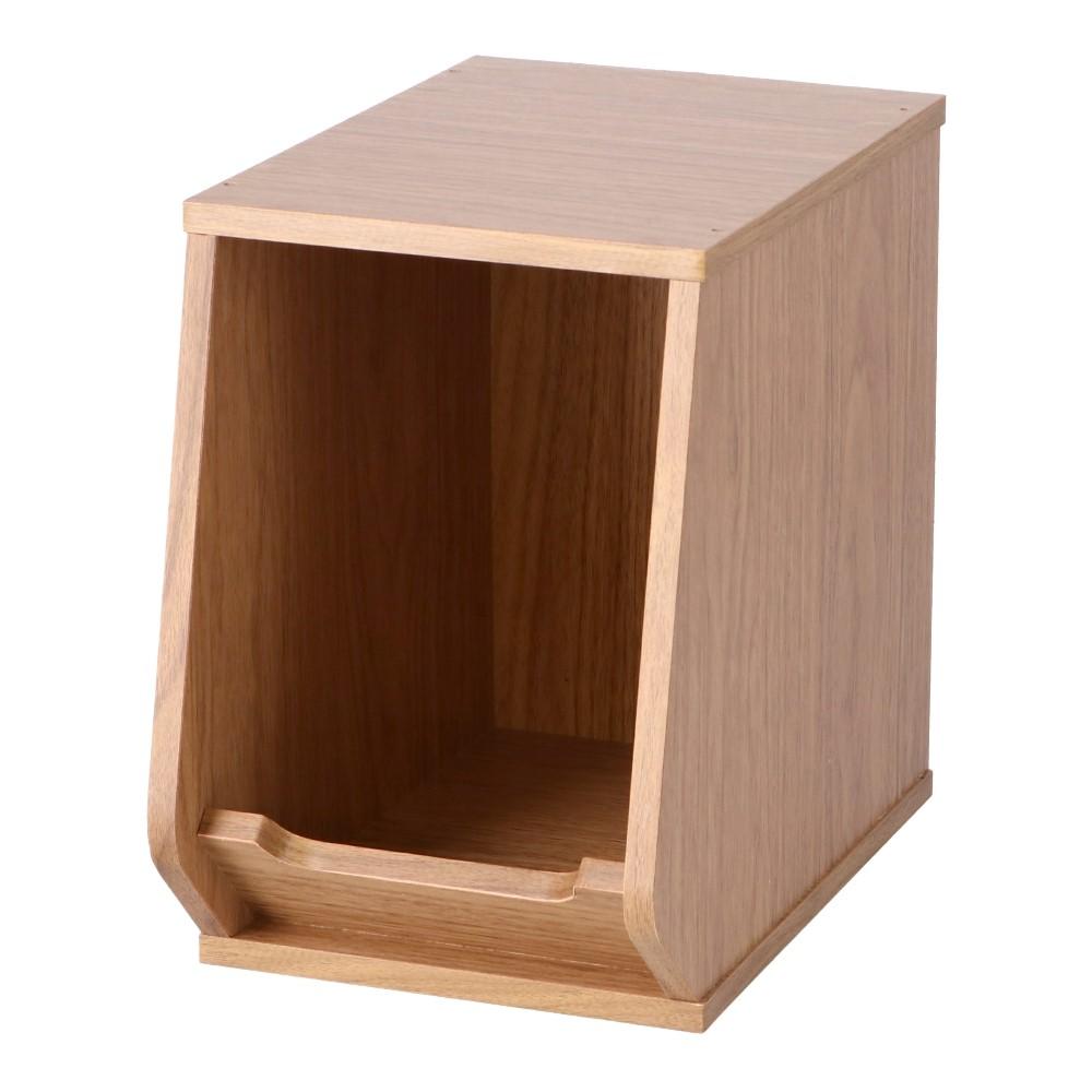 コーナン オリジナル LIFELEX 組合せできるボックスオープン ハーフ オーク