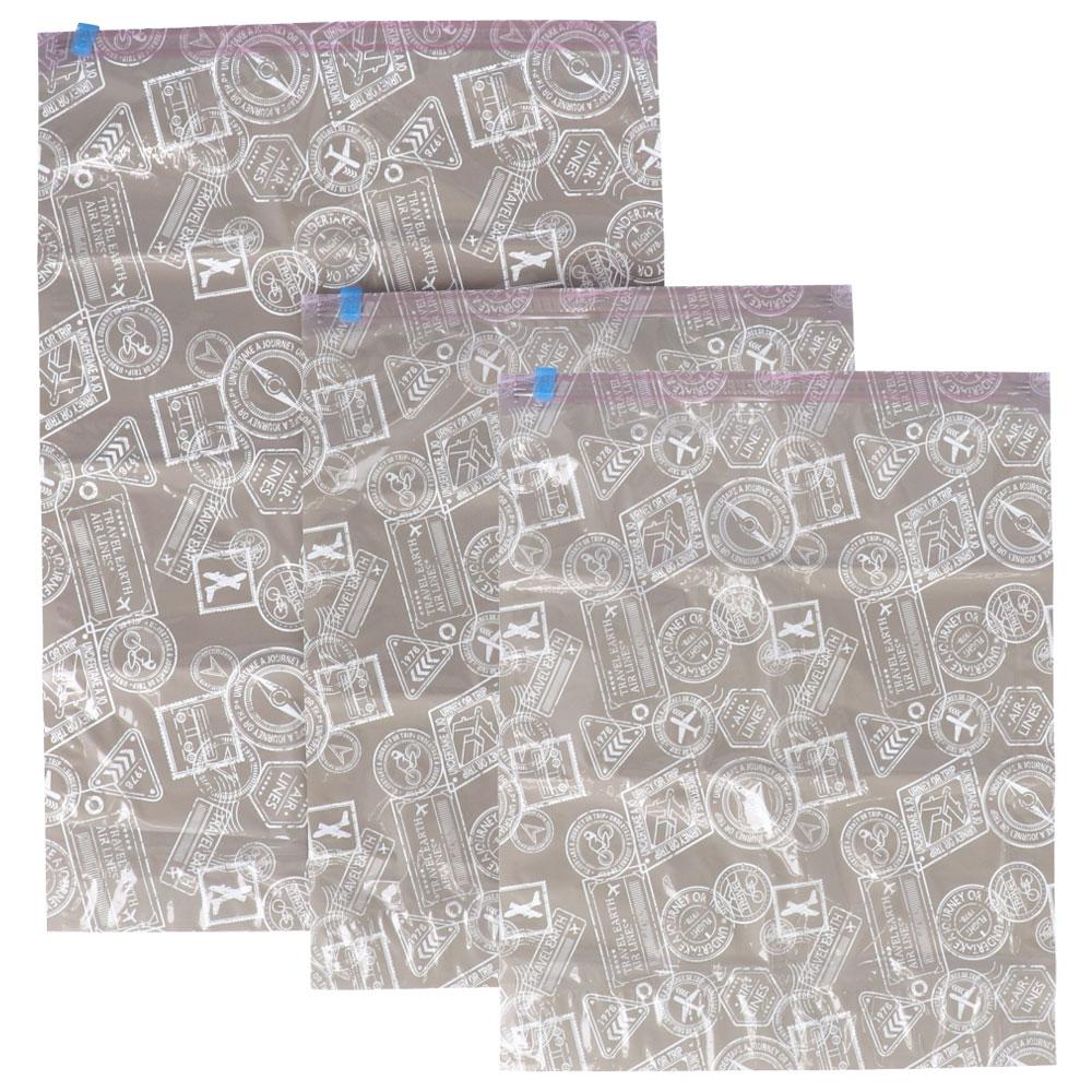 コーナン オリジナル LIFELEX トラベル圧縮袋 NPA14−5697