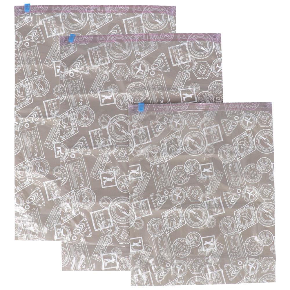 コーナン オリジナル LIFELEX トラベル圧縮袋 NPA14−5703