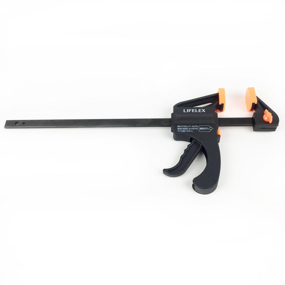 コーナン オリジナル LIFELEX クイックバークランプ300mm