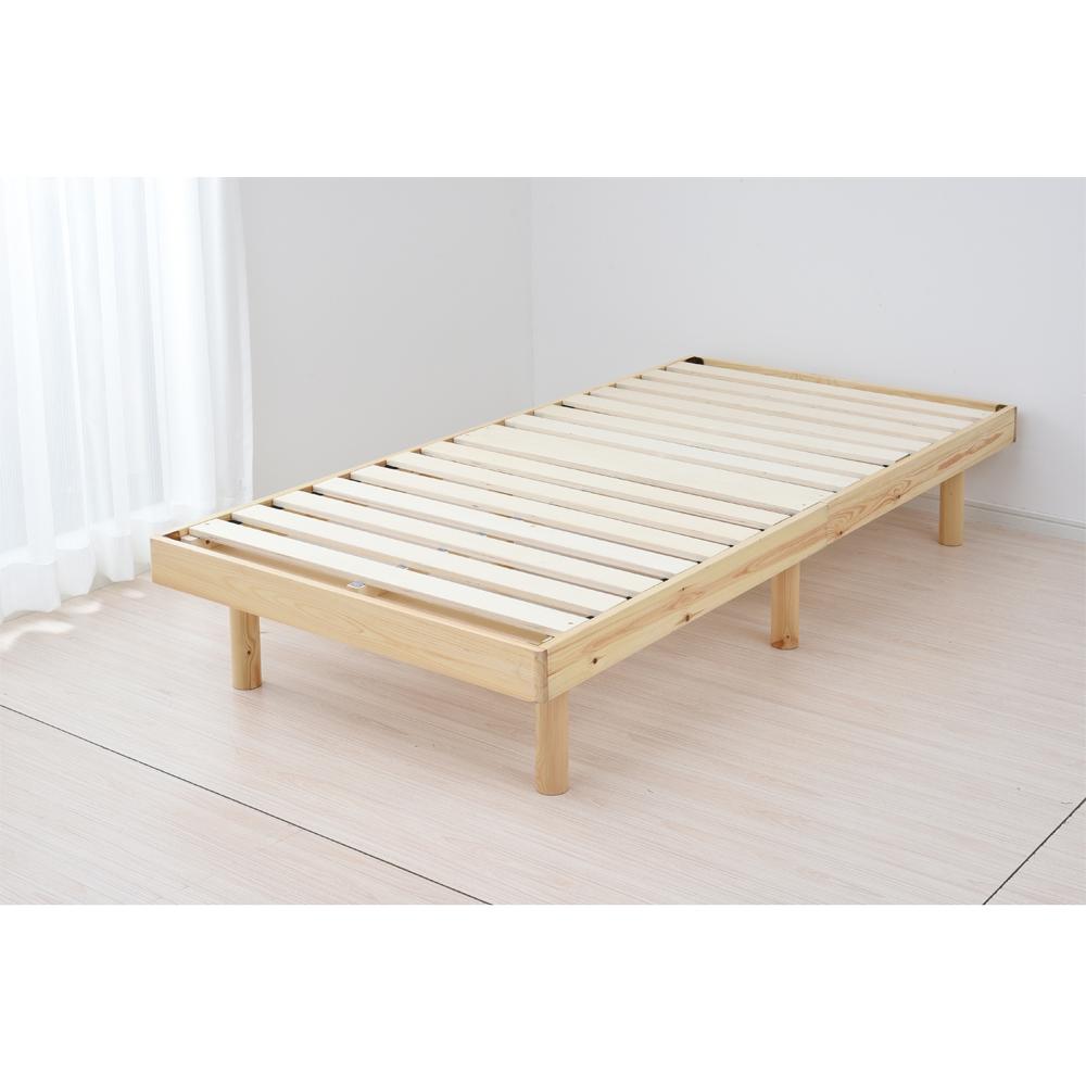 コーナン オリジナル フラット木製ベッド  SK18-9925