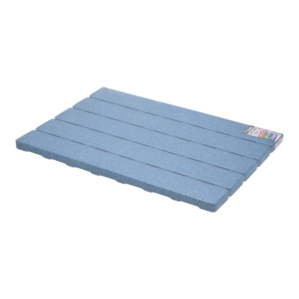 コーナン オリジナル お風呂スノコPP ブルー 60×85cm EPB−001