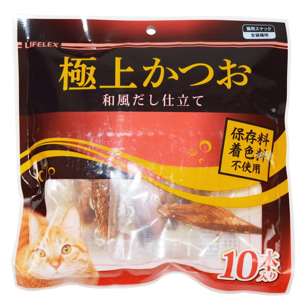 ◇ コーナン オリジナル 極上かつお10本入り 和風だし仕立て 10g×10本