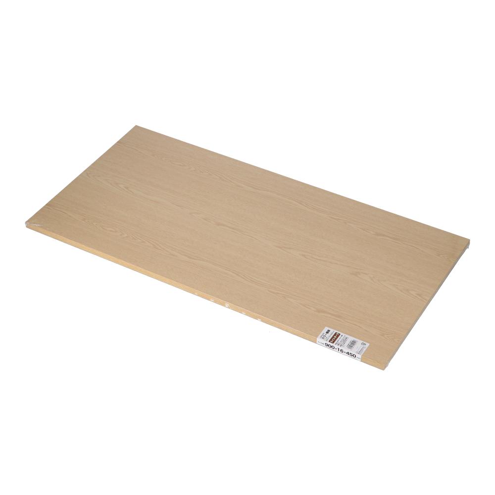 コーナン オリジナル カラー棚板 ライトオーク 約900×16×450mm