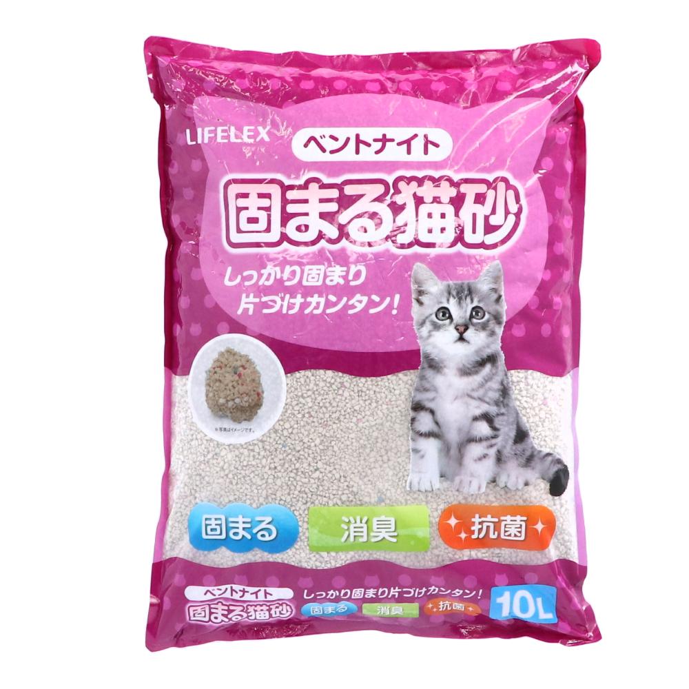 コーナンオリジナル 固まる猫砂 10L  KTS12−8927
