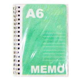 コーナン オリジナル A6メモ帳 COM2
