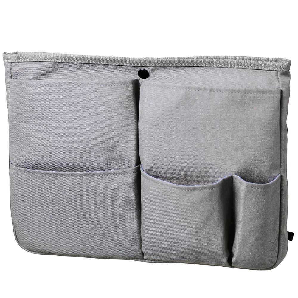 コーナン オリジナル バッグインバッグ BINB18−7033GR グレー