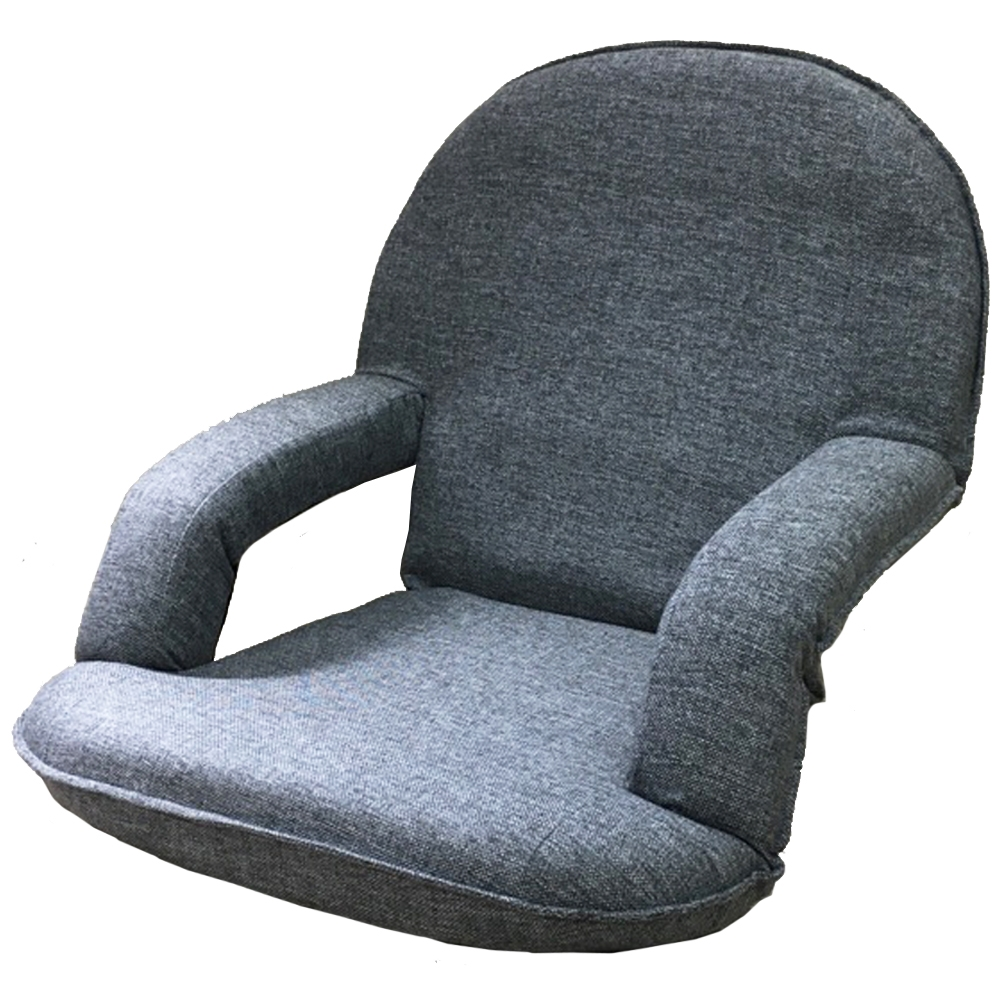 コーナン オリジナル 収納便利座椅子 グレー KMI06−8960
