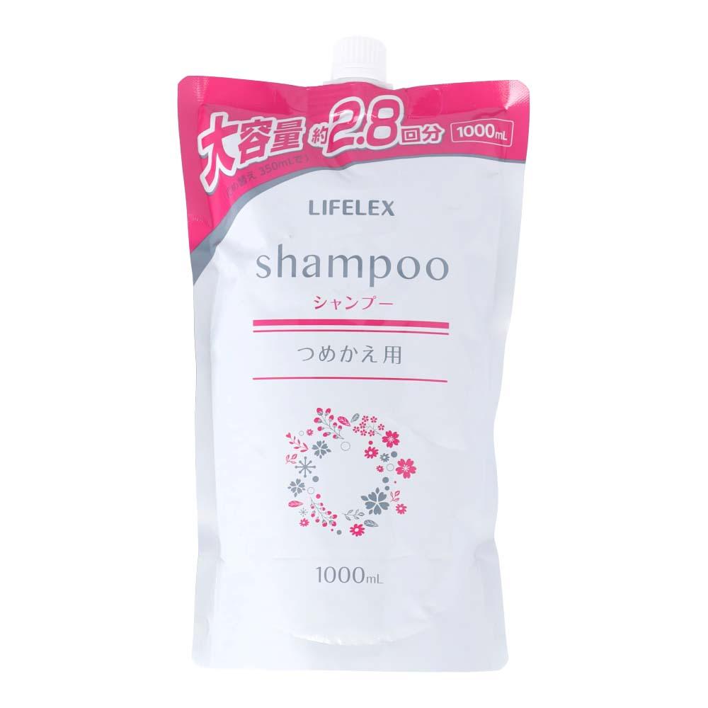 ◇ コーナン オリジナル Purely Moist シャンプー フローラルの香り つめかえ用 1000ml