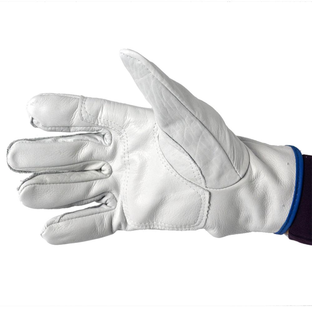 ◇ コーナン オリジナル 牛革手袋レンジャー 3P L HY04−3300