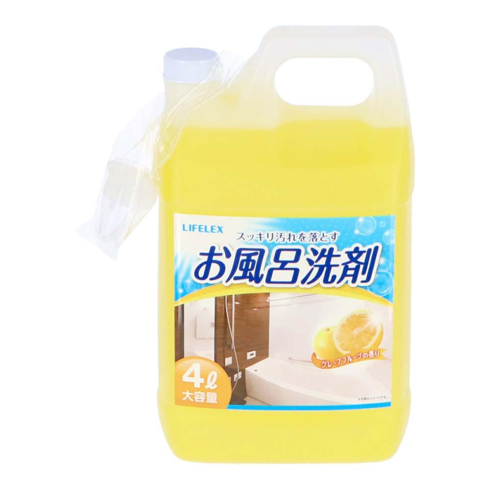 コーナン オリジナル 業務用お風呂洗剤 4L KOT15−0537
