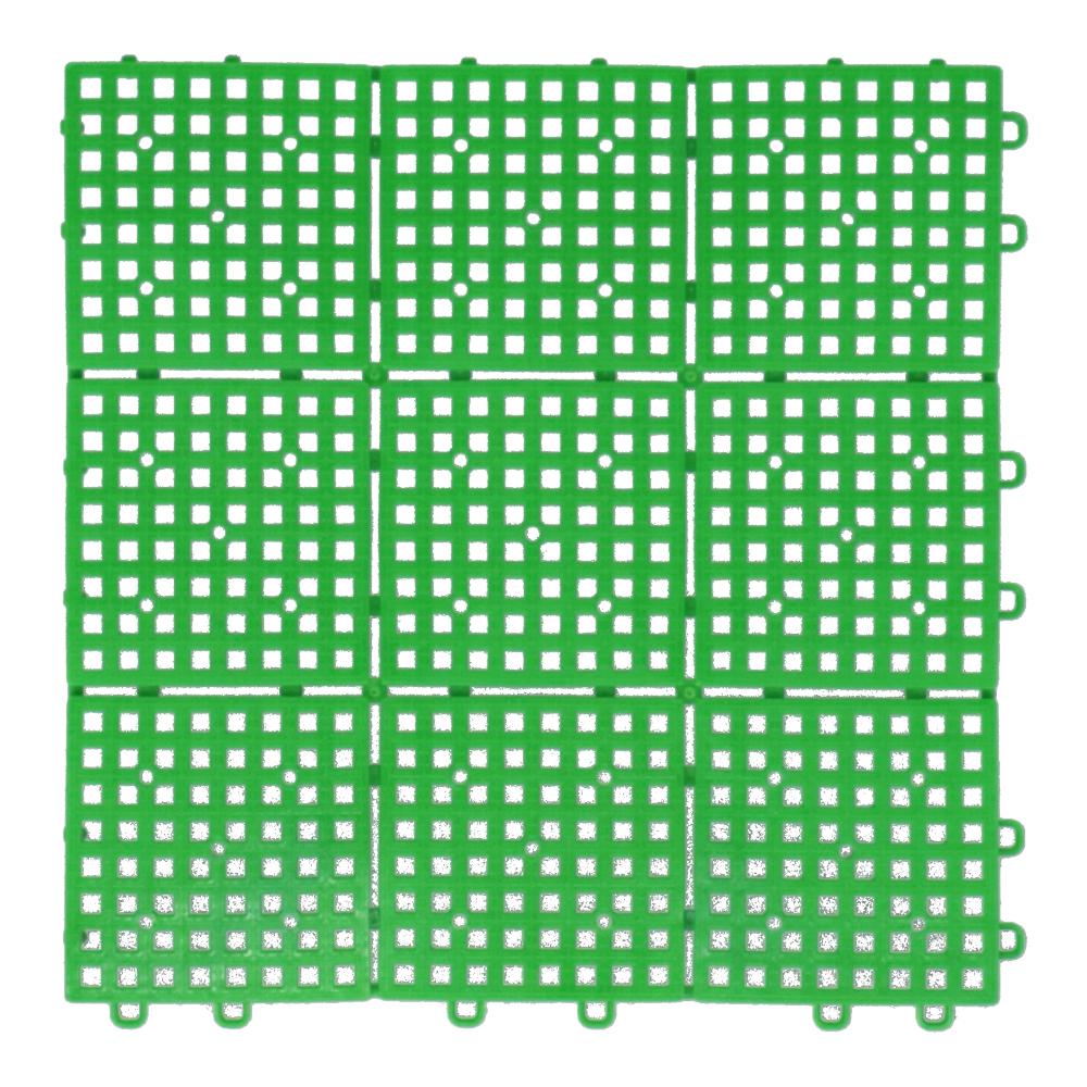 パッチングデッキ 約30×30cm ライトグリーン