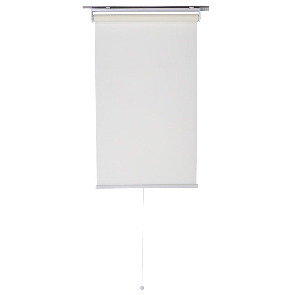 コーナン オリジナル プルコード式ロールスクリーン アイボリー 約幅60×高さ180cm