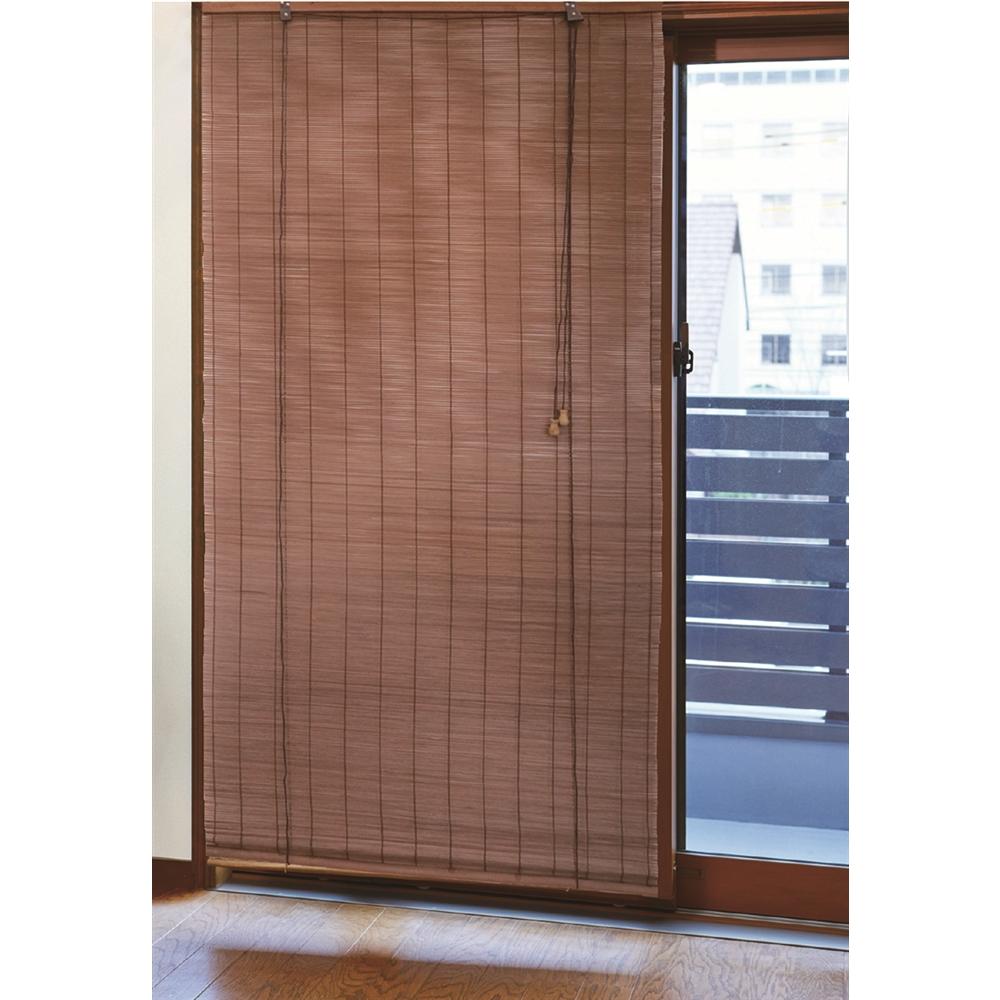 竹ロールアップ 約88×120cm BR
