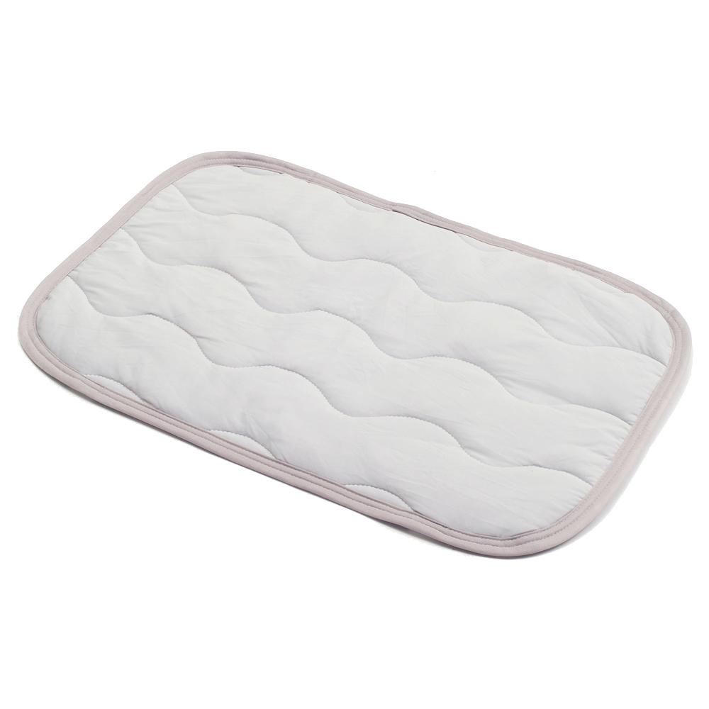 コーナン オリジナル ひんやり枕パッド 約35×50cm グレー