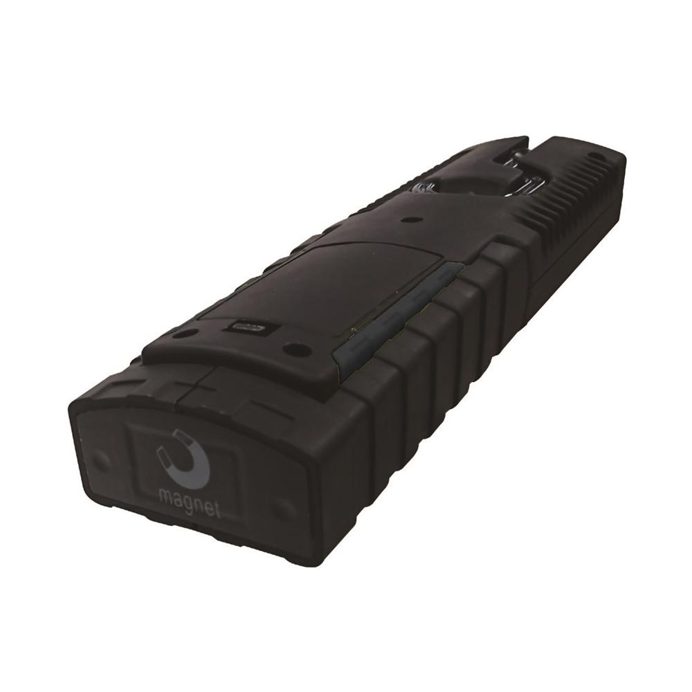 多機能LEDライト ET18008G ブラック/グレー