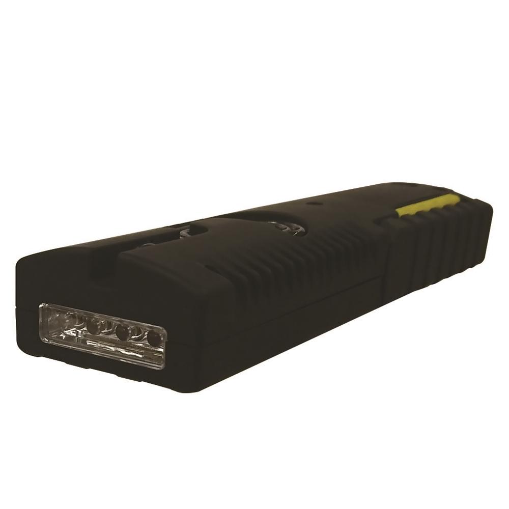 コーナン オリジナル PortTech(ポートテック) 多機能LEDライト ET18008Y ブラック/イエロー