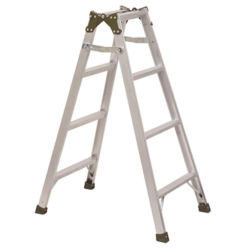 はしご兼用脚立4段 HKK−120