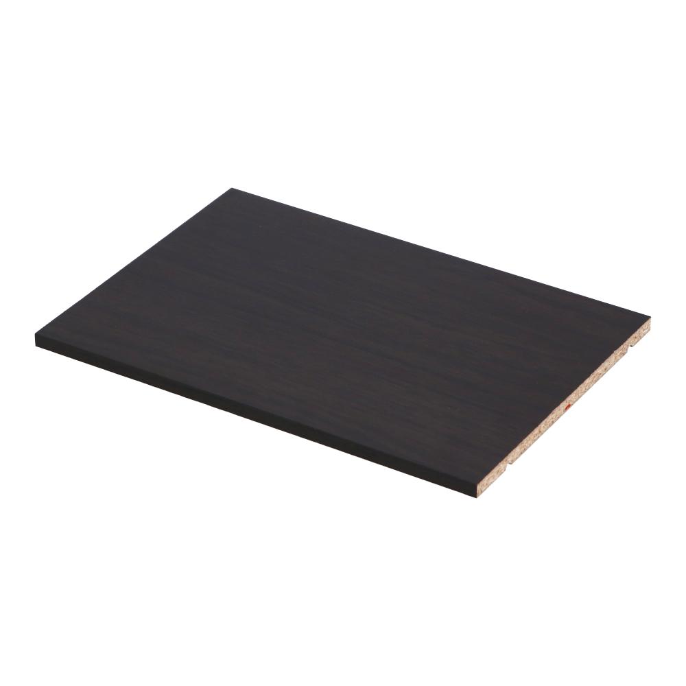 コーナン オリジナル LIFELEX カラーボックス可動棚専用 追加棚板 DBR ダークブラウン