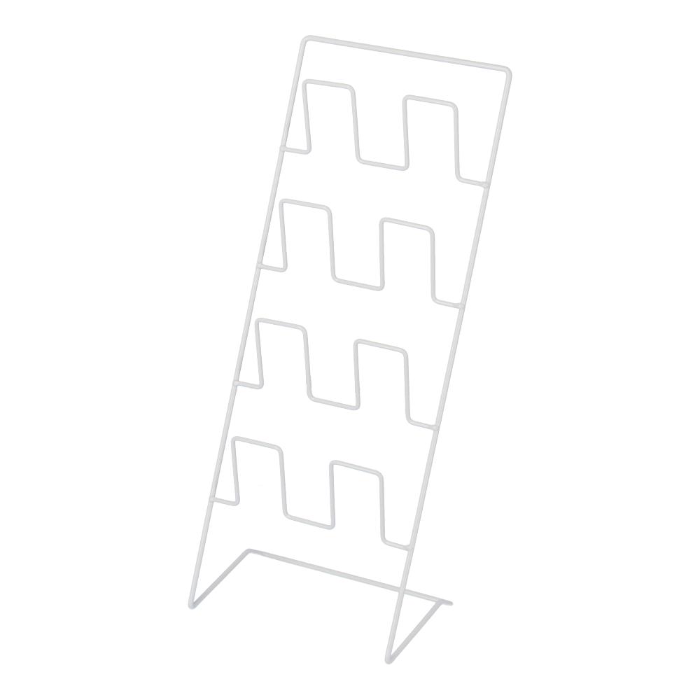 コーナン オリジナル LIFELEX スリッパラック ホワイト