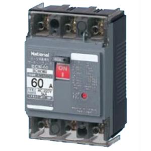 パナソニック(Panasonic) サーキットブレーカ 60A BCW360