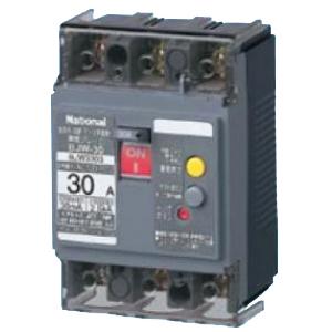 パナソニック(Panasonic) 漏電ブレーカ3P 30A BJW3303
