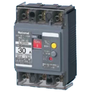 パナソニック(Panasonic) 漏電ブレーカ3P 60A BJW3603