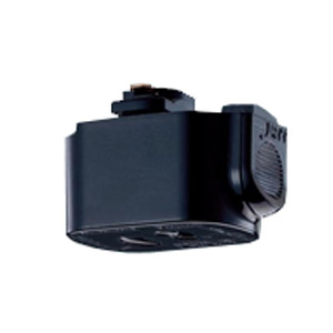 パナソニック(Panasonic) 抜け止めコンセントプラグ(ブラック) DH8530