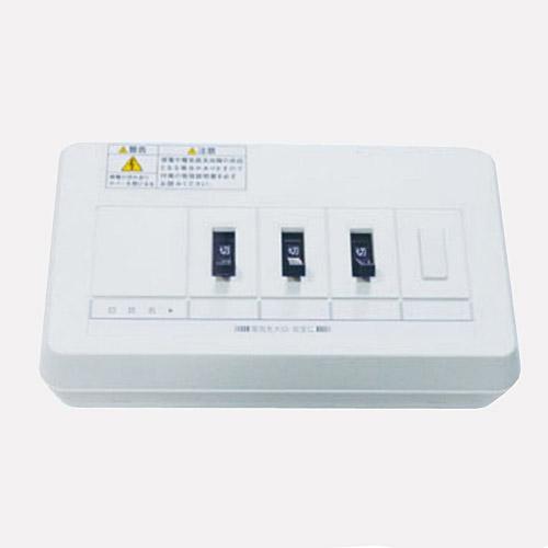 パナソニック(Panasonic) 分電盤ホームB型 BQ85131WK