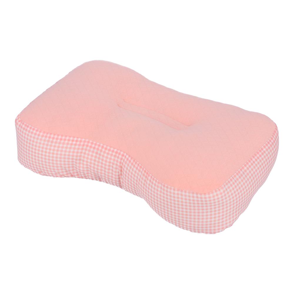 コーナン オリジナル LIFELEX 横向き寝やすい枕 約50×30cm