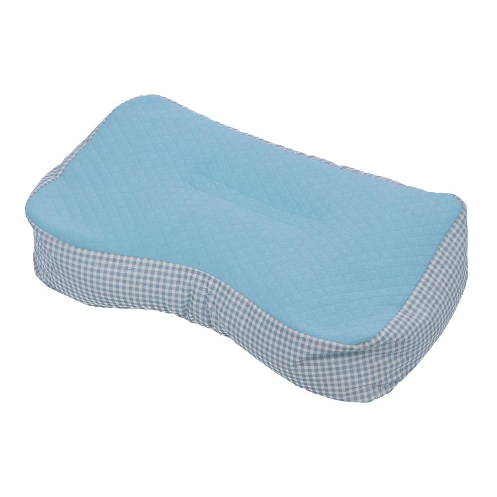 コーナン オリジナル LIFELEX 横向き寝やすい枕 約50×30cmパイプ枕