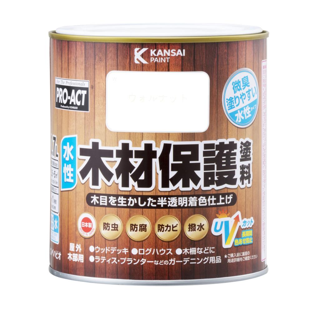 コーナン オリジナル PROACT 水性木材保護塗料 0.7L チーク