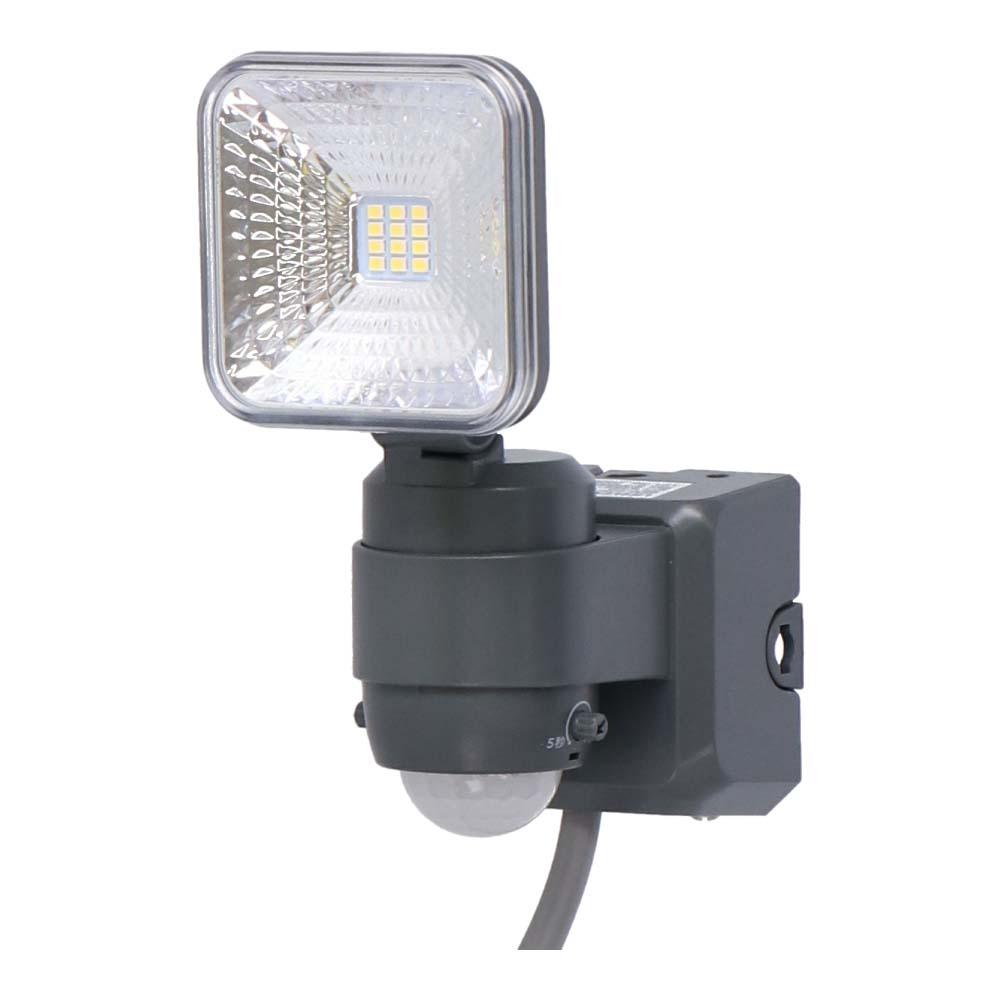 コーナン オリジナル LIFELEX 7.5Wコンセント式センサーライト1灯タイプ LSL10−9981 AC